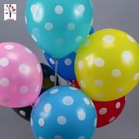 Baloane latex buline combinate 100 buc/set