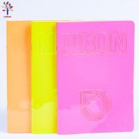 Caiet KOH-I-NOOR A4 42 file neon