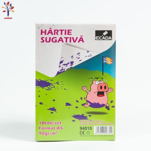 Hartie sugativa A5 ECADA