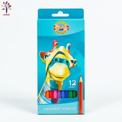Creioane KOH-I-NOOR color12/set