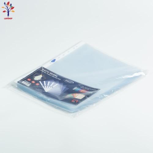 Folie protectie documente A4 REGAL 75mc 50 buc/set