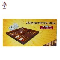 Joc table lemn ESER