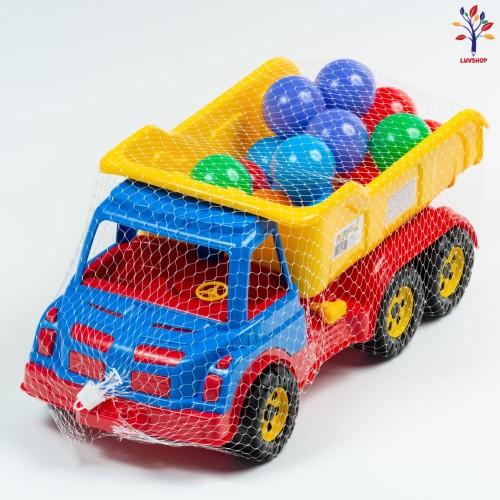 Camion mare + mingii