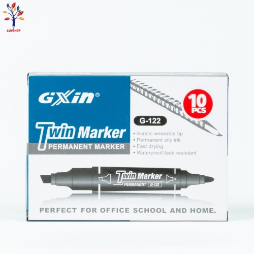 Marker permanent G122 2 CP
