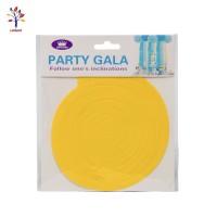 Codita hartie pentru decor galben