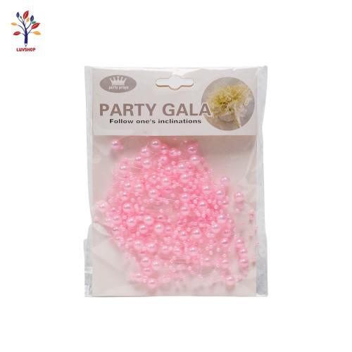 Sirag margele pentru decor roz